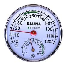 Hygrometer Weather-Station Sauna-Room for Inductive Pointer 0C-120C