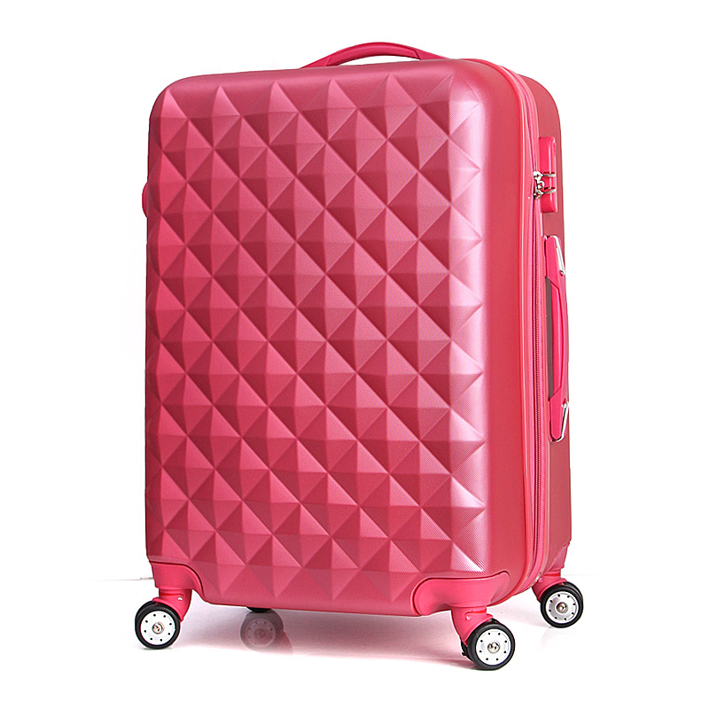 Pink Luggage Set Spinner Promotion-Shop for Promotional Pink ...