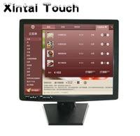 China Fabrik Desktop 21,5 zoll Touchscreen-monitor mit 5-draht Resitive touch panel
