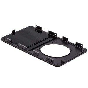 Image 3 - Placa frontal gris y gris, carcasa trasera plateada, botón gris para iPod 6th 7th gen Classic 80gb 120gb 160gb