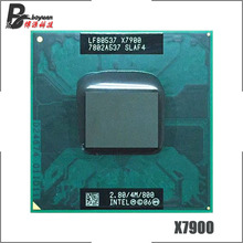 Intel-procesador Intel Core 2 Extreme X7900 SLA33 2,8 GHz Dual-Core Dual-Thread CPU 4M 44W Socket P
