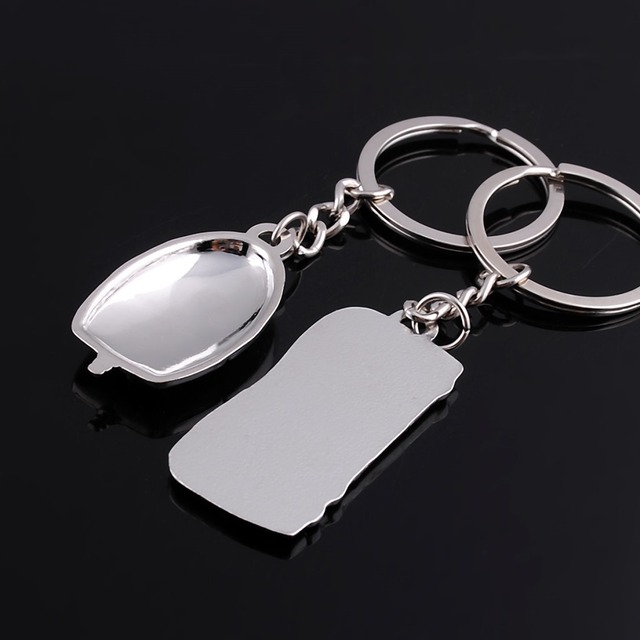Keyboard and Mouse Keychain