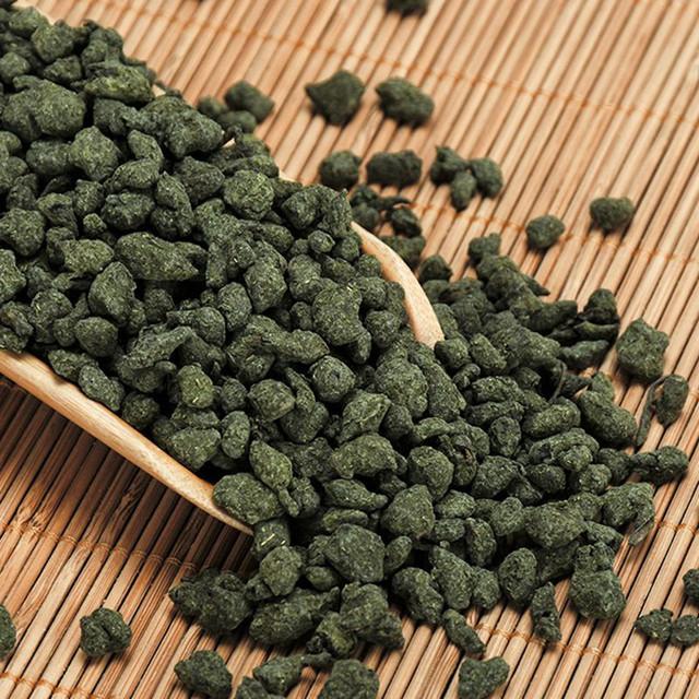 6A China Quality Green Food Oolong Tea Famous Ginseng Tea Premium Organic Health Care China Taiwan Dong ding Ginseng Oolong Tea