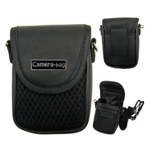 Image 1 - 3 ขนาดกระเป๋ากล้องขนาดกะทัดรัดกล้อง Universal กระเป๋ากระเป๋า + สีดำสำหรับกล้องดิจิตอล