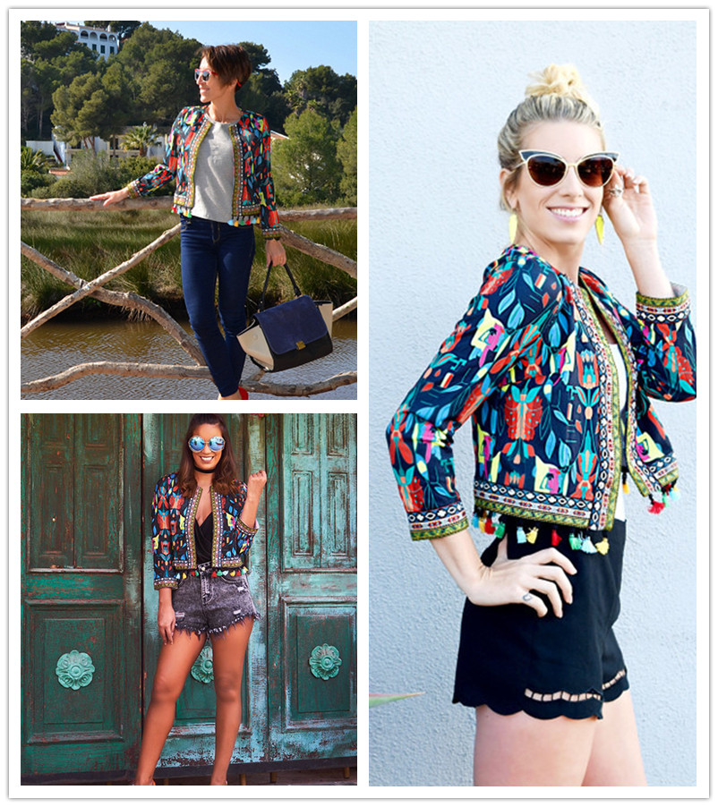 With Women Trim Outerwear 3