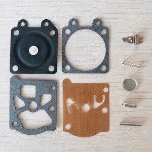 Image 2 - 10 סטי Walbro קרבורטור ערכת תיקון עבור STIHL MS180 MS170 MS 180 MS 170 017 018 Chainsaw החלפת חלקים