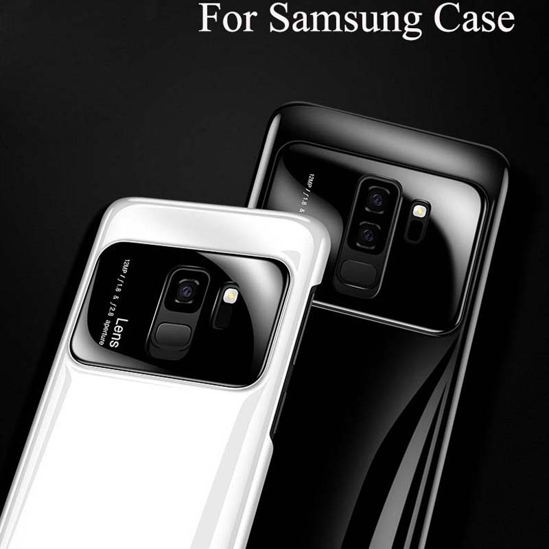 Fashion Phone Cases For Samsung Galaxy S9 Plus Case Ultra Thin Slim Back Cover For Samsung S9 Plus Cover Protective Funda Coque