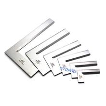 63x40 80x50 100x63 125x80 160x100 200x125 мм Точность Ножи квадрат режущей кромки линейка прямоугольный разъем(под углом 90 градусов), линейка инженер measuringtool