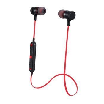 Bluetooth Earphone Neckband Sport Wireless Earphones Waterproof Stereo Super Bass with Mic Fone de ouvido for Mobile Phone