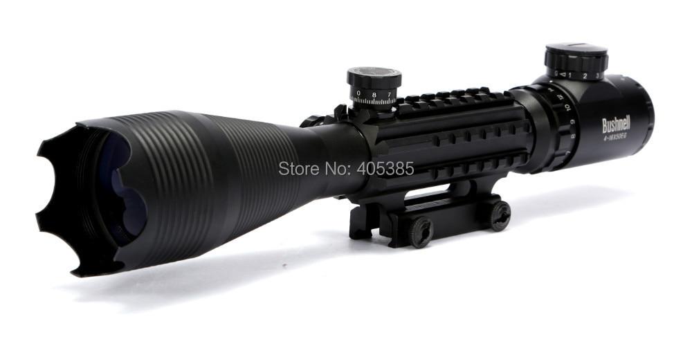 ФОТО Hunting  4-16x50EG Red Green Dot Reflex 20mm airsoft shotgun Sight red dot rifle scopes for Airsoft