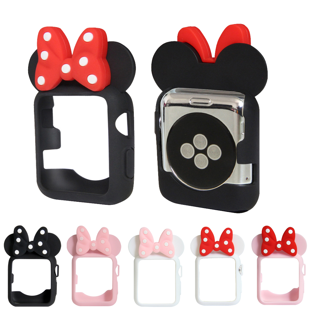 Aliexpress.com : Buy Silicone Cover Case For Apple Watch