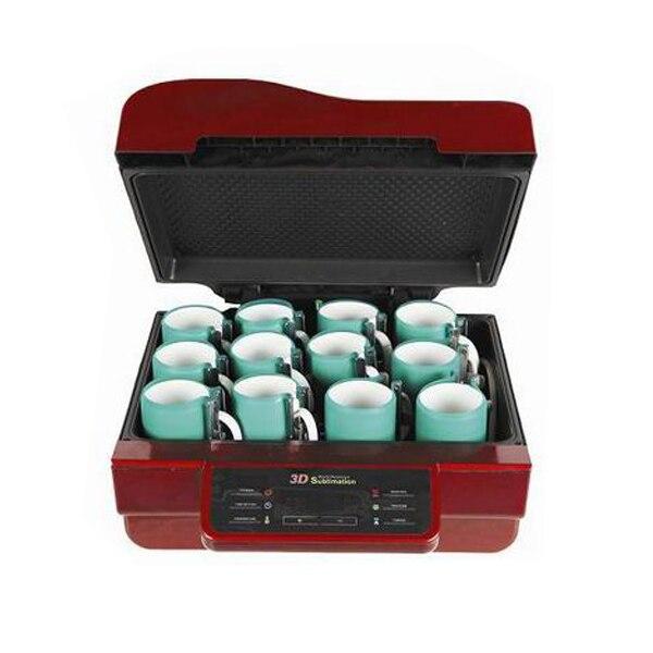 mugs/ t shirts/phone case/tray 3D Vacuum Sublimation Machine Heat Press Transfer Printer Low price Wholesale China Supplier цена