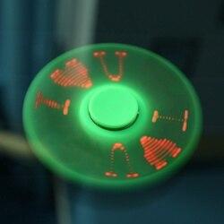 2017 hot led light mini finger spinner top hand spinners toy anti stress funny toys 5.jpg 250x250