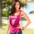 Nova Verão Mulheres Regatas Camisole Tanques Mulheres Sem Mangas Camisa Top T Feminino Rosa Azul Rosa Moda Casual Tanque