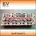 S4E S4E2 головка цилиндра в сборе для Mitsubishi вилочный погрузчик ремонт двигателя S4E