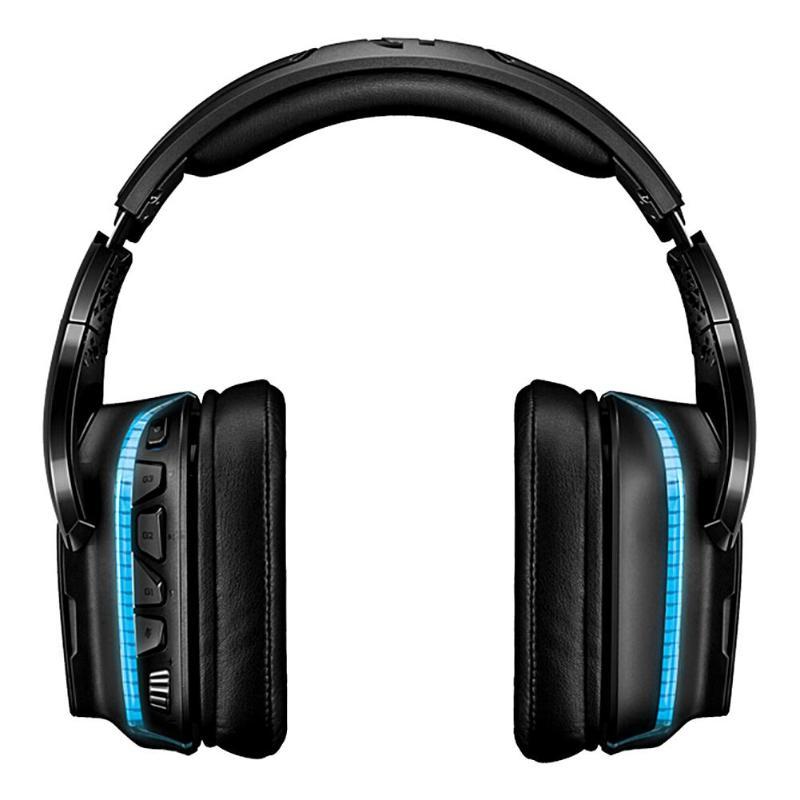 Lotech (G) Новый G933S Проводные Беспроводные Игровые наушники аудио Музыка микрофон наушники 7,1 объемный звук Pro G аудио драйвер