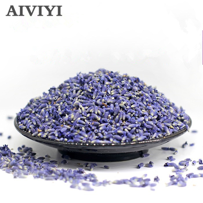 Lavender Dried Flowers-Seed Bulk Natural-Lasting 1-Ounces Real Grain-Filling