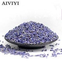 NATURAL Lavenderดอกไม้แห้งแห้งข้าวเมล็ดลาเวนเดอร์บรรจุ 1 ออนซ์ธรรมชาติยาวนานLavend
