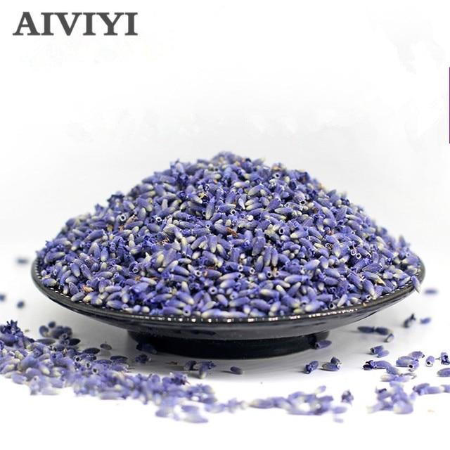 Natürliche Lavendel Getrocknete blume Getrocknete Getreide Groß Lavendel Füllung 1 Unzen Reale Natürliche anhaltende Lavend