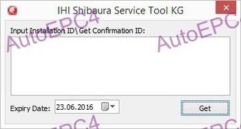 IHI Shibaura Electronic Service Tool D+keygen
