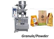 powder granule packaging machine/ volumetric vertical film bag sack pouch machine