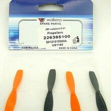 Free Shipping 3 Set/12pcs Walkera QR Ladybird Main Blades Propellers QR-Ladybird
