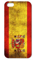 Spain National Flag Cover case for iphone 4 4s 5 5s 5c 6 6s plus samsung galaxy S3 S4 mini S5 S6 Note 2 3 4  z1358