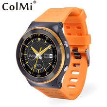 Colmi android 5.1 smartwatch bluetooth sync smart watch vs104 512 mt ram + 4g rom 450 mah batterie mit mp3 kamera gesundheit smartwatch