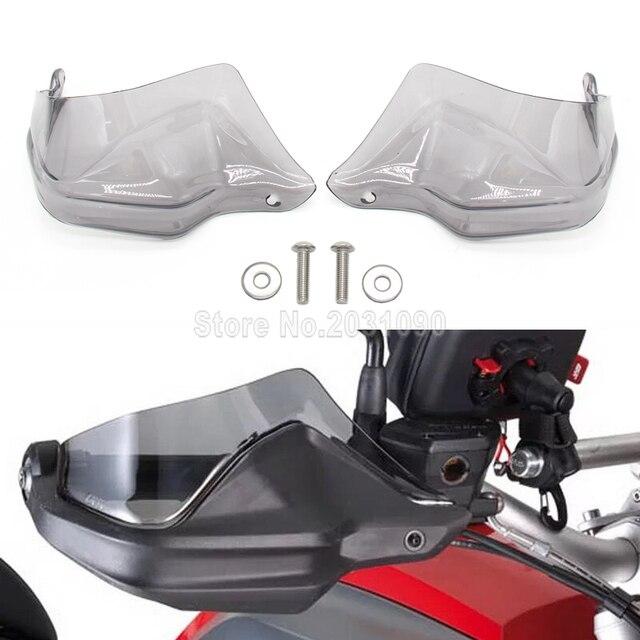 オートバイハンドガードバイクハンドガードダートバイクユニバーサルハンドルバーチェーングローブ Bmw R1200 GS R1200GS LC S1000XR F800GS ADV