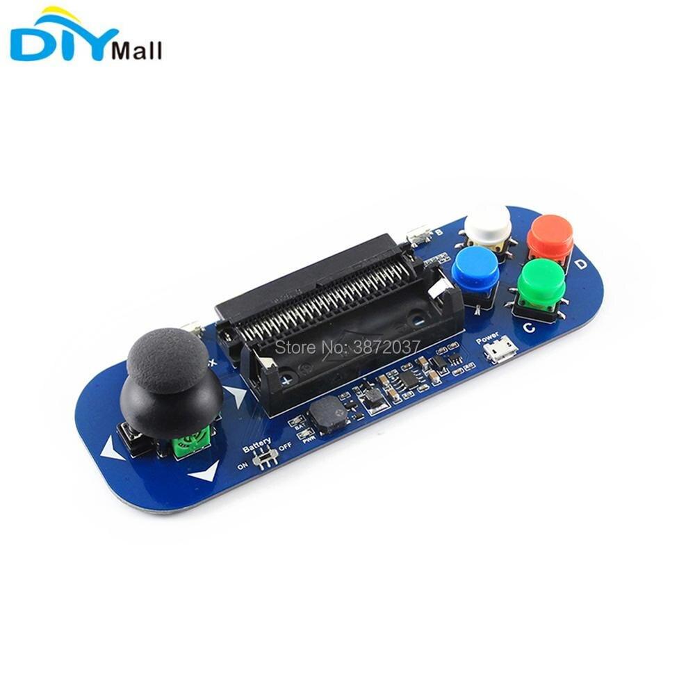 Module dextension de manette de jeu carte bouton pour Micro: bit MicrobitModule dextension de manette de jeu carte bouton pour Micro: bit Microbit