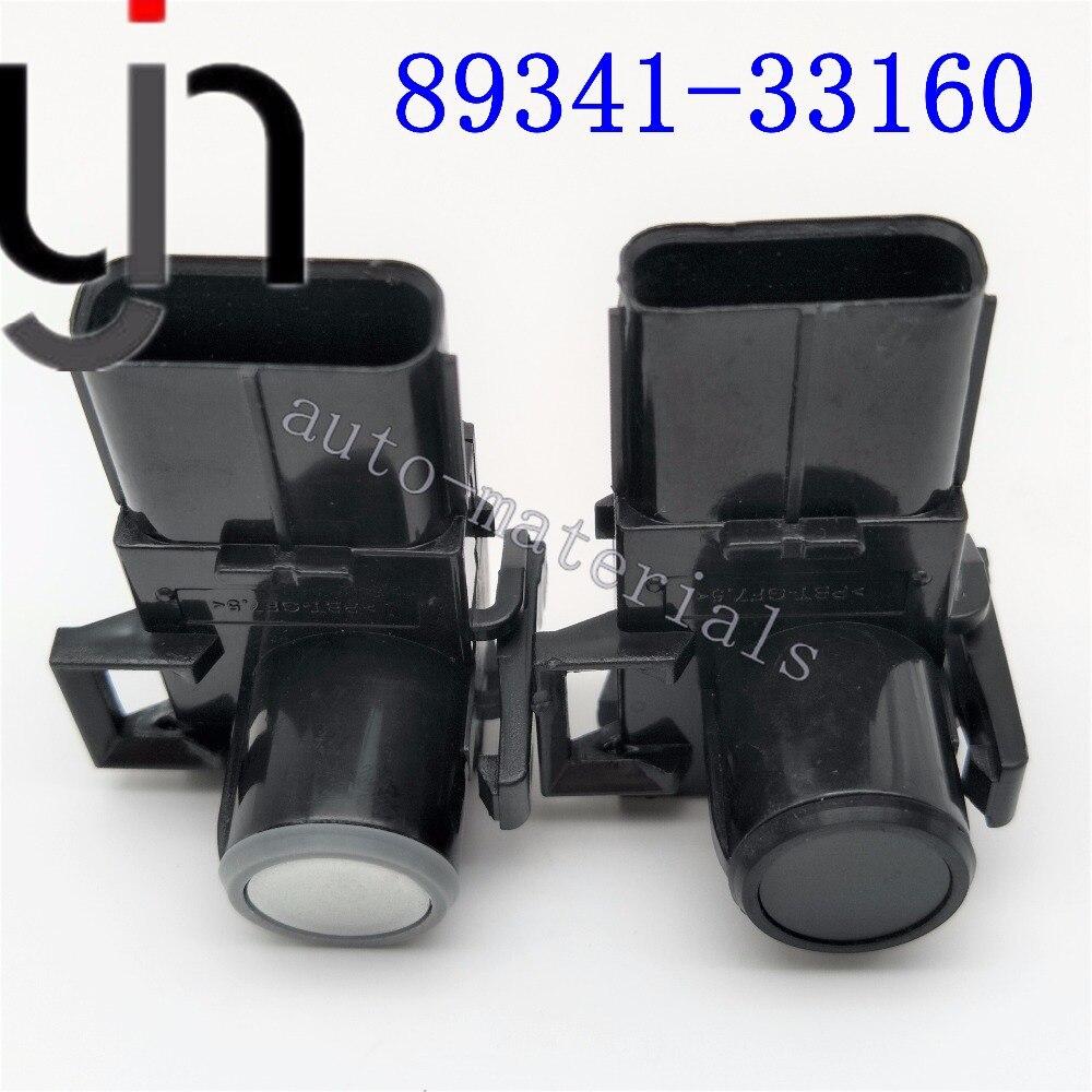 10pcs 89341 33160 C0 Reversing Wireless Front Rear Parking Sensors For Toyota LEXUS GX460 RX350 RX450h Sequaia 89341 33160|parking sensor|front rear parking sensorrear parking sensor - title=