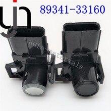 10 pz 89341-33160-C0 Retromarcia Wireless Anteriore Posteriore Sensori di Parcheggio Per Toyota LEXUS GX460 RX350 RX450h Sequaia 89341-33160