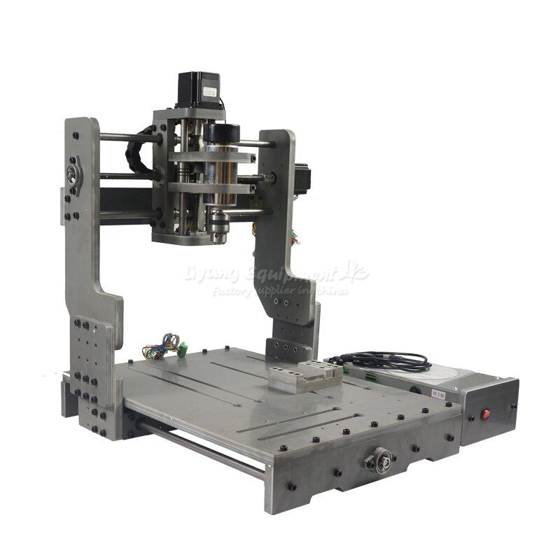 Mini CNC fraiseuse bricolage 3040 3 axes CNC routeur machine de découpe