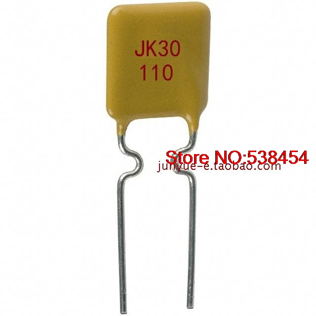 Straight-line self-recovery fuse JK30-110 30V 1.1A 1100MA PPTC original authentic