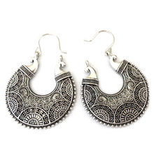 Ethnic Dangle Earrings