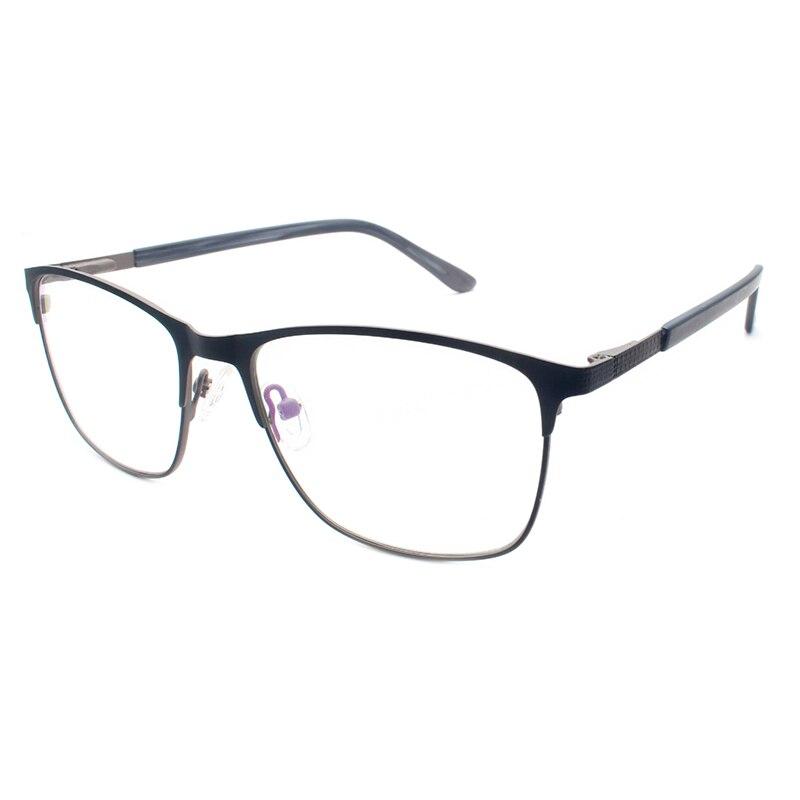 Handoer S6879 Optical Glasses Frame for Alloy Eyewear Full Rim Spectacles Glasses Optical Prescription Frame in Men 39 s Eyewear Frames from Apparel Accessories