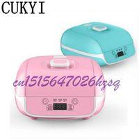 CUKYI Full Automatic Household Multi Purpose Natto Machine For Yogurt Rice Wine Machine Glass Liner 1