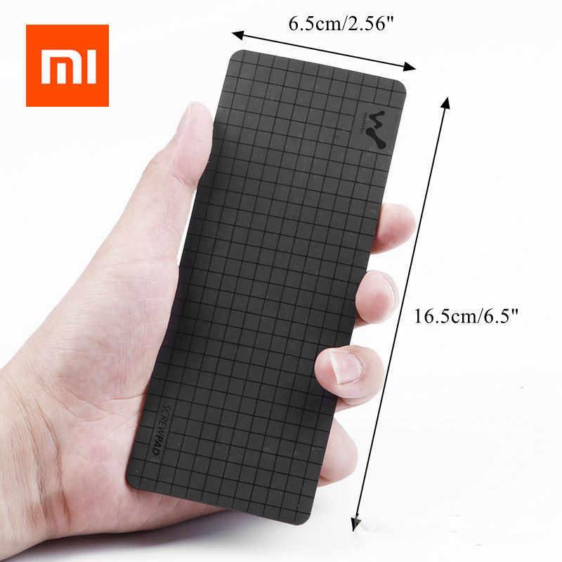Xiaomi mijia wowstick wowpad 磁気 screwpad ネジ postion メモリプレートマット 1FS ため 1 1080p + 1F + プラス wowcase nozle キットオプション