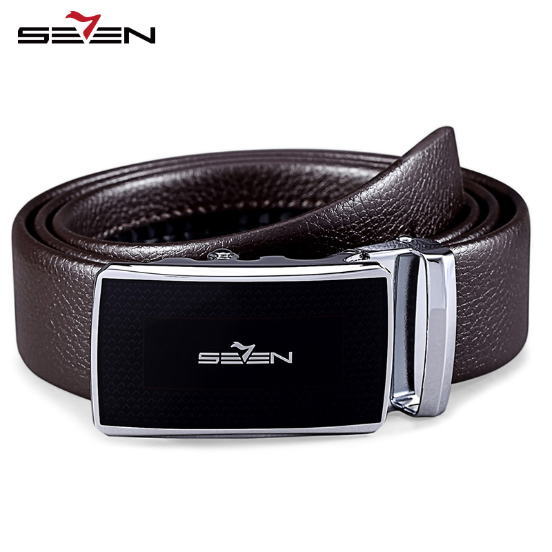 Seven7 Luxury Brand Mens Belts