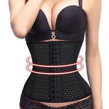 Lady Corset Slimming Waist Body Shaper Corset Belt Woman Training Corset Slim Cincher Body Sculpting Belt Slimming Products