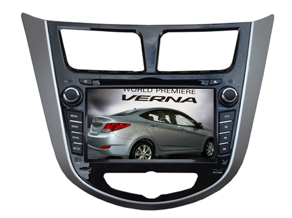 Android 6 0 16GB ROM quad core PX3 android car dvd fit for 8inch hyundai accent