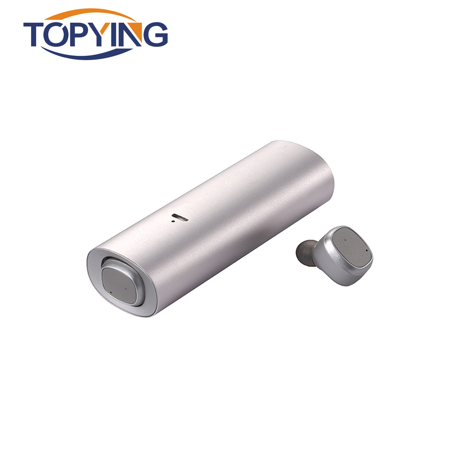 TOPYING Wireless Bluetooth Earphone Smart Compatibility Sports Earphone Battery Box Magnetic Bluetooth 4.2 Earphone