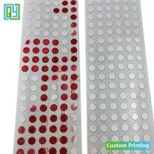 1000 pcs 3mm 4mm 5mm Miễn Phí vận chuyển an ninh con dấu nước nhãn dán nhạy cảm nước chỉ số bảo hành LÀM MẤT HIỆU LỰC con dấu sticker nhãn