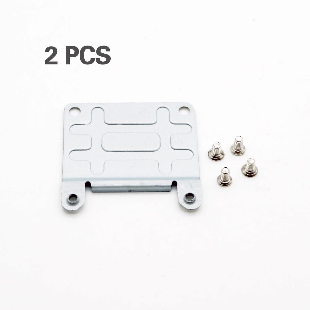 2 PCS mini PCIe wilreless network wifi card half size to ful size bracket mini SATA SSD half-size to full-size