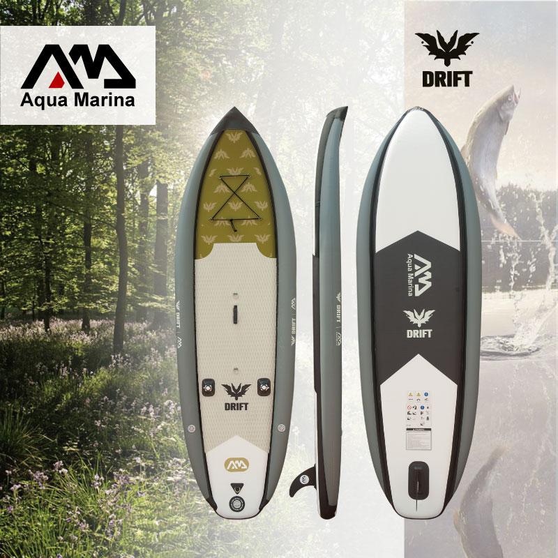 AQUA MARINA 330 * 97 * 15 cm-es DRIFT felfújható fedélzeti - Vízi sportok - Fénykép 5