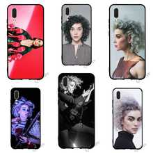 Fashion St Vincent Phone Cover for Huawei P20 Pro Case P10 P8 Lite P9 Mini P Smart Mate 10 20 Cases Back