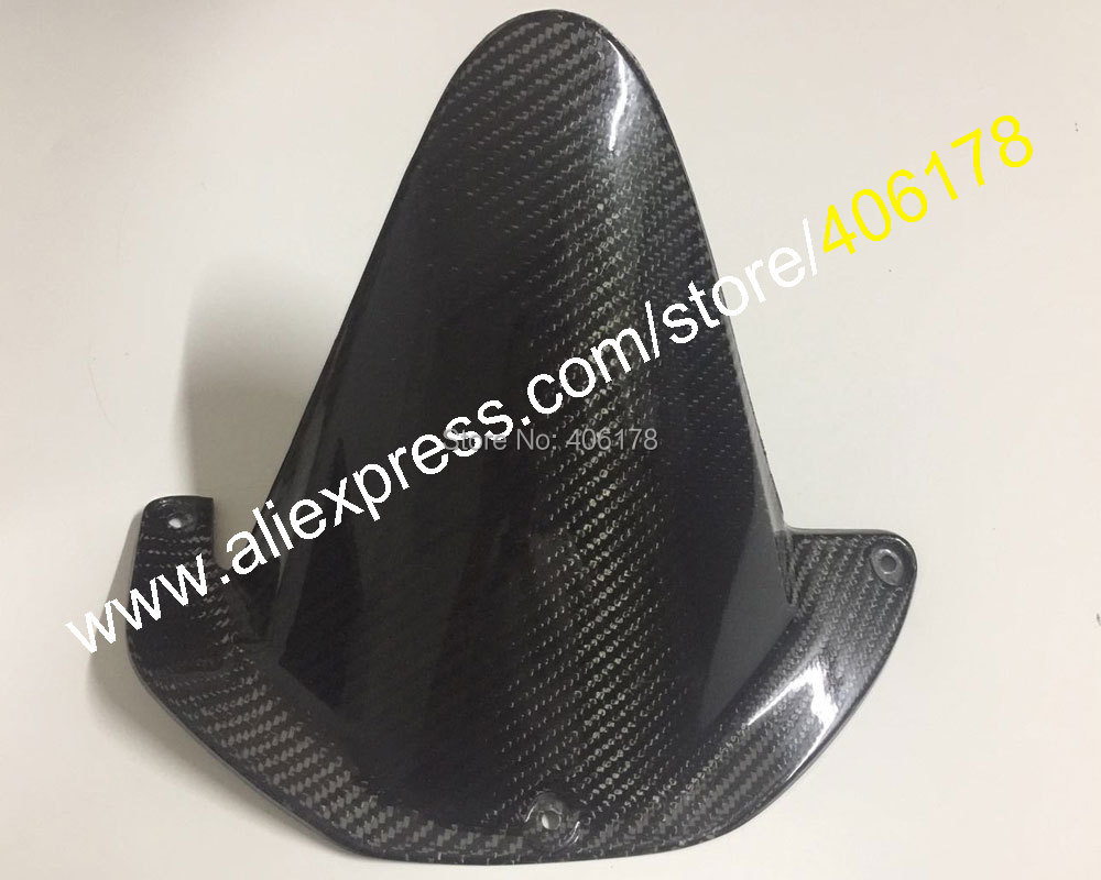 Hot Sales,Real Carbon Fiber Rear Fender Guard Fairing For Honda CBR600RR F5 2003 2004 CBR 600RR 03 04 Motorcycle Rear Hugger hot sales for honda cbr600rr 2003 2004 cbr 600rr 03 04 f5 cbr 600 rr blue black motorcycle cowl fairing kit injection molding