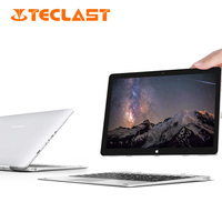Teclast TBook Klavye Windows 12 Pro 2 in 1 ile Tablet PC 10 + Android 5.1 Tablet PC 12 Inç Intel Kiraz Trail Quad Core 4 + 64G