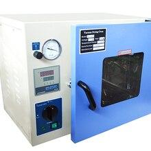 110 V/220 V 1,9 Cu Ft лабораторная цифровая вакуумная сушильная камера