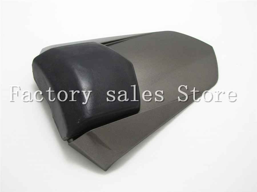 For Yamaha YZF1000 YZF 1000 R1 2007 2008 07 08  Gray Rear Seat Cover Cowl Solo Racer Scooter Seat Motorcycle Motorbike YZFR1